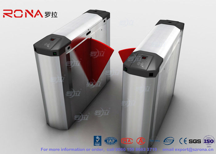 Latest Standard Mold Product Flap Barrier Gate Flap Turnstile With 304 Stainless Steel